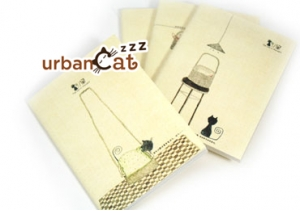 Small & Lightweight Notebooks for Cat Lovers