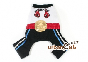 Boxer Cat Costume