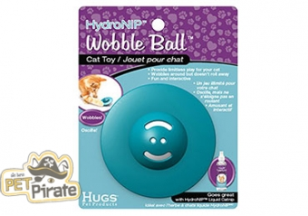 HydroNIP Wobble Ball Cat Toy